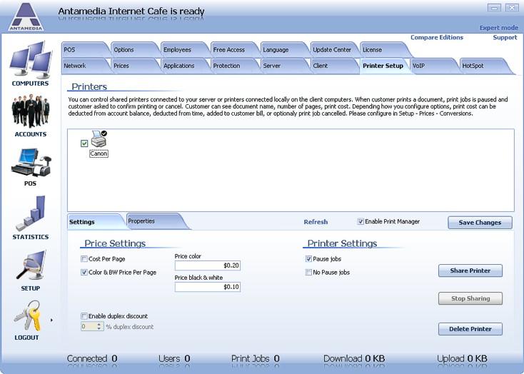 Internet cafe software free download for windows 10, 7, 8/8. 1 (64.