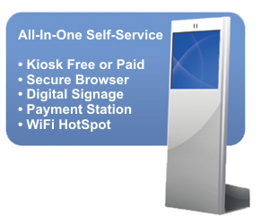 Configure Kiosk Software